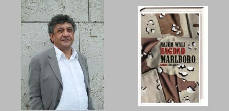 Najem Wali: Bagdad Marlboro (Hanser Verlag)