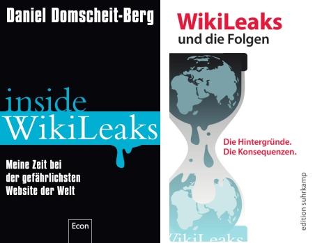 Wikileaks Bücher zum Thema