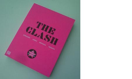 The Clash erschienen bei Heyne Hardcore