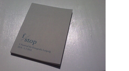 f/stop 2012 Katalog