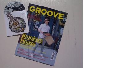 Groove #137 und MIx-CD