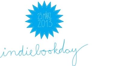 Indiebookday 2013