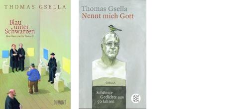 zwei Bücher von Thomas Gsella