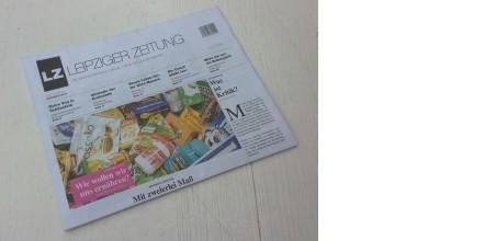 Leipziger Zeitung Ausgabe #1
