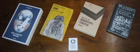 vier Angebote zum Indiebookday 2016