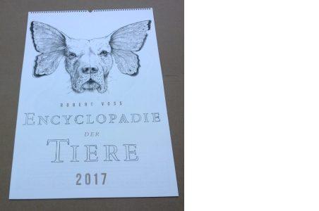 Robert Voss Kalender 2017